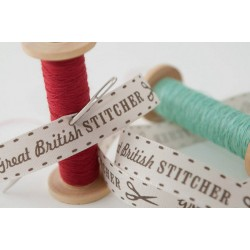 GREAT BRITISH STITCHER portada